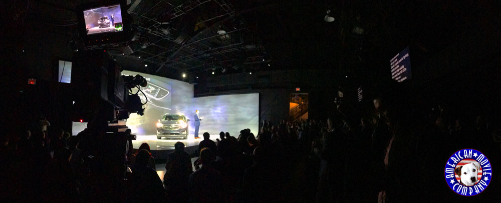 The American Movie Company WebCast Buick's Enclave Avenir Reveal – At the New York Auto Show