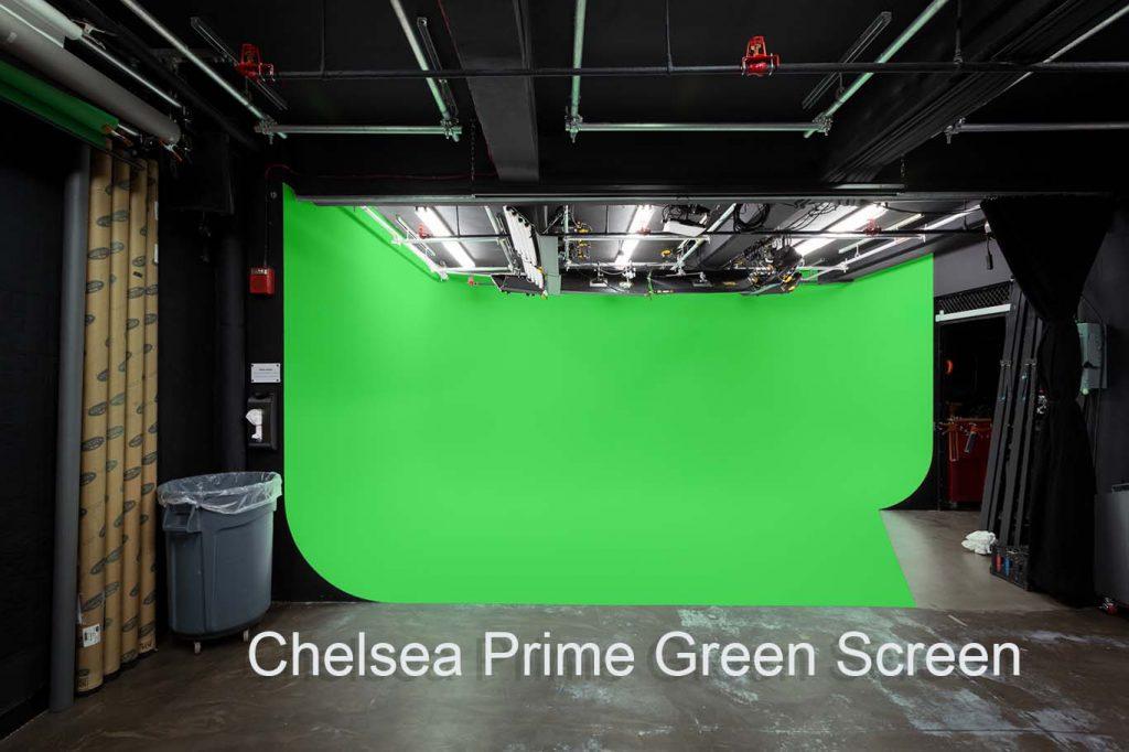 Chelsea Prime Green Screen Studio