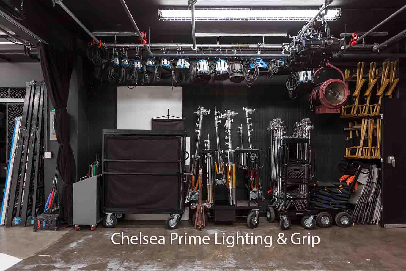 Chelsea Prime Lighting & Grip