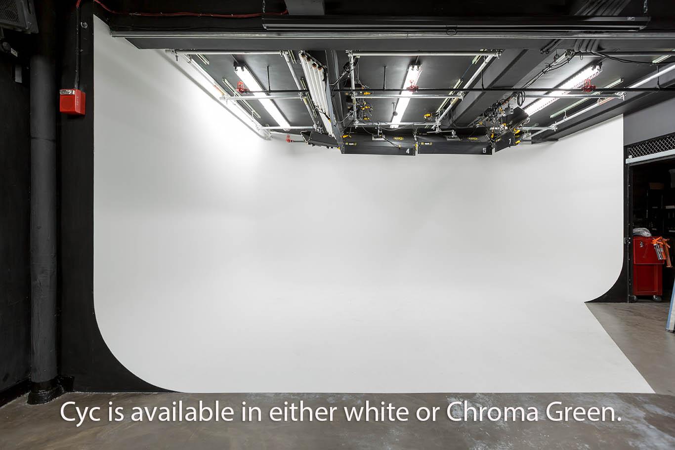 White Cyc
