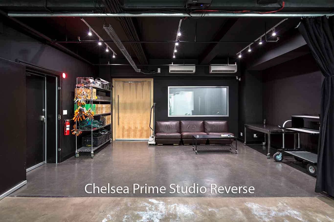 Chelsea Prime Studio Reverse