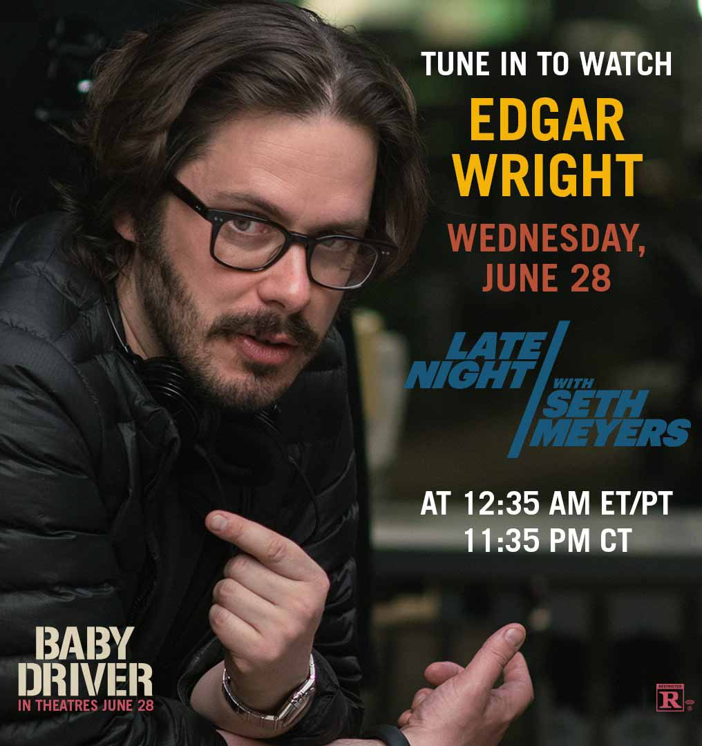 Baby Driver | Ansel Elgort | Edgar Wright 6