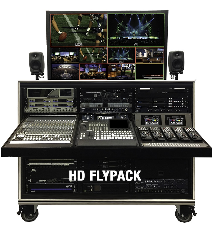 HD playpack