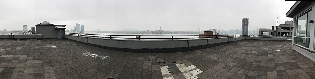 Panaroma Rooftop Brooklyn Penthouse