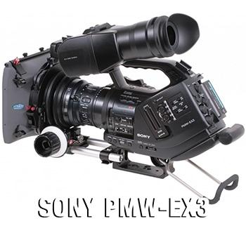 SONY PMW- EX3
