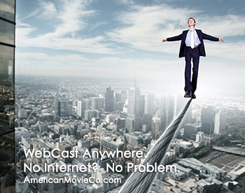 WebCast Anywhere