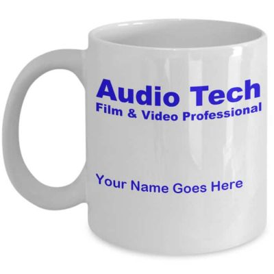 audio technician