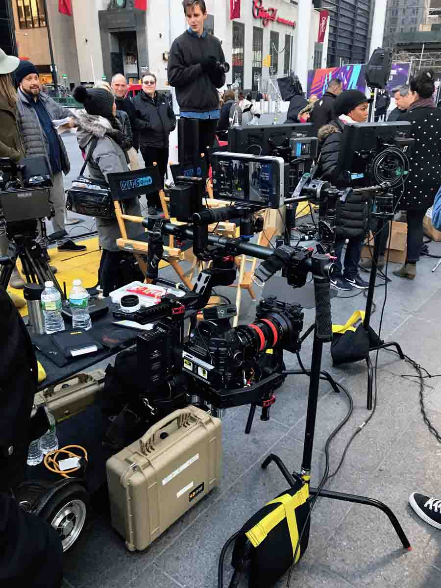 Video Production NYC | WebCasting NYC - Equipment