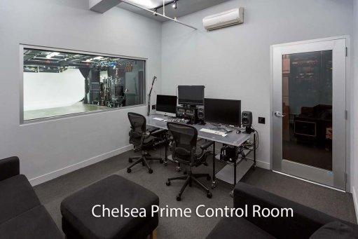 Chelsea Prime Control Room
