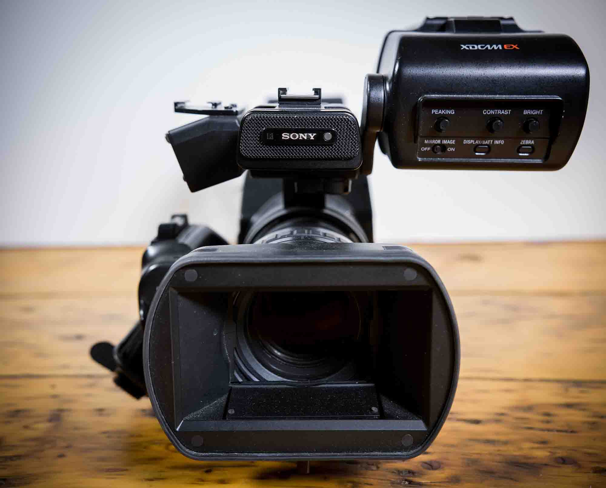 Sony PMW Ex3 WebCasting Camera Rentals 1