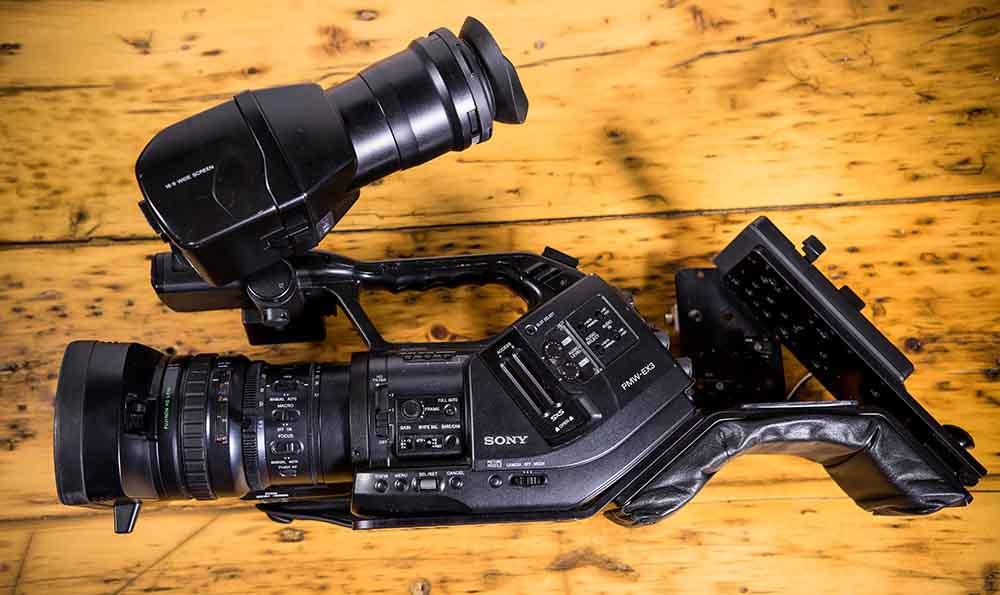 Sony PMW Ex3 WebCasting Camera Rentals 5