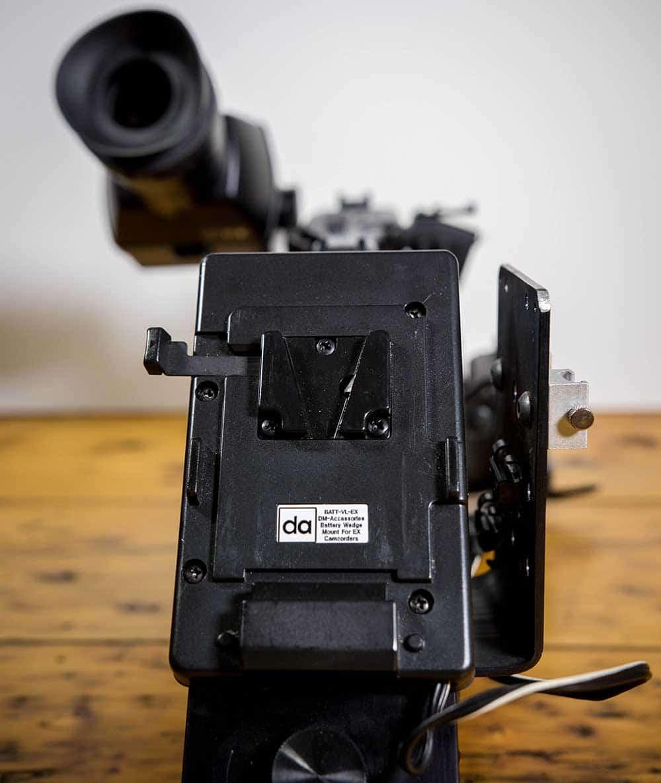 Sony PMW Ex3 WebCasting Camera Rentals 2