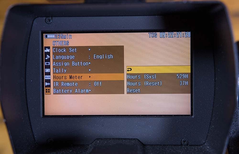 Sony PMW Ex3 WebCasting Camera Rentals 4
