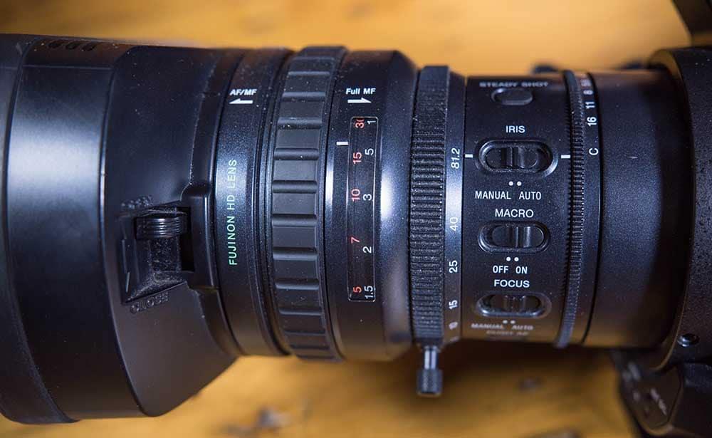 Sony PMW Ex3 WebCasting Camera Rentals 6