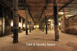 Dark & Spooky Space 320