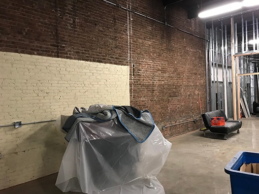 Spooky Warehouse Film/Video Locations 1