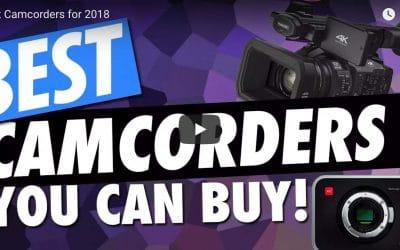 Professional Camera & Camera Gear Reviews 2018