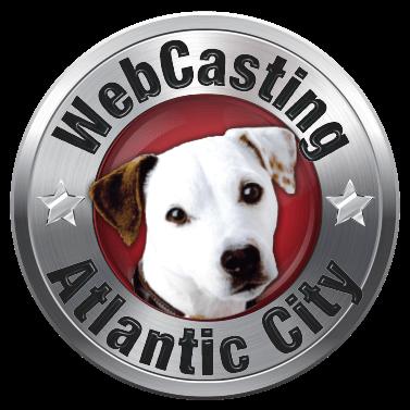 WebCasting Atlantic City logo