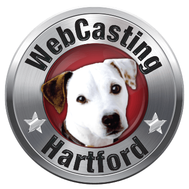 WebCasting logo - Hartford