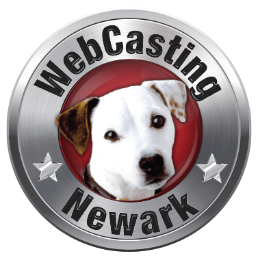 WebCasting Newark logo