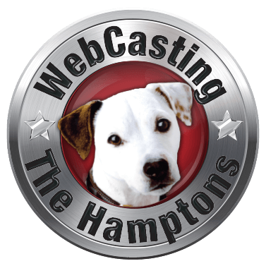 WebCasting The Hamptons logo