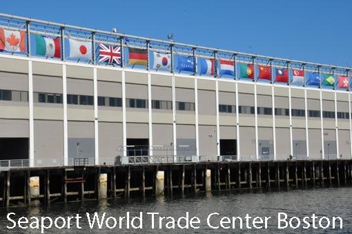 Boston Seaport World Trade Center