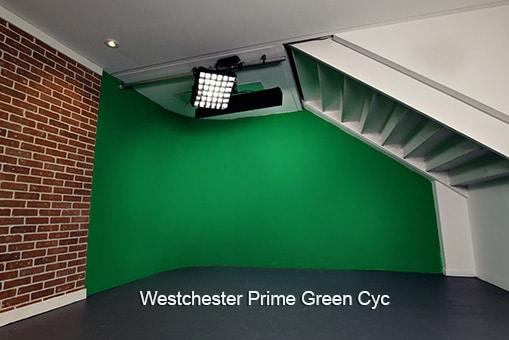 Very small green insert cyc