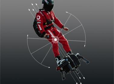 Disney Invents Autonomous Robot Stunt Doubles 1