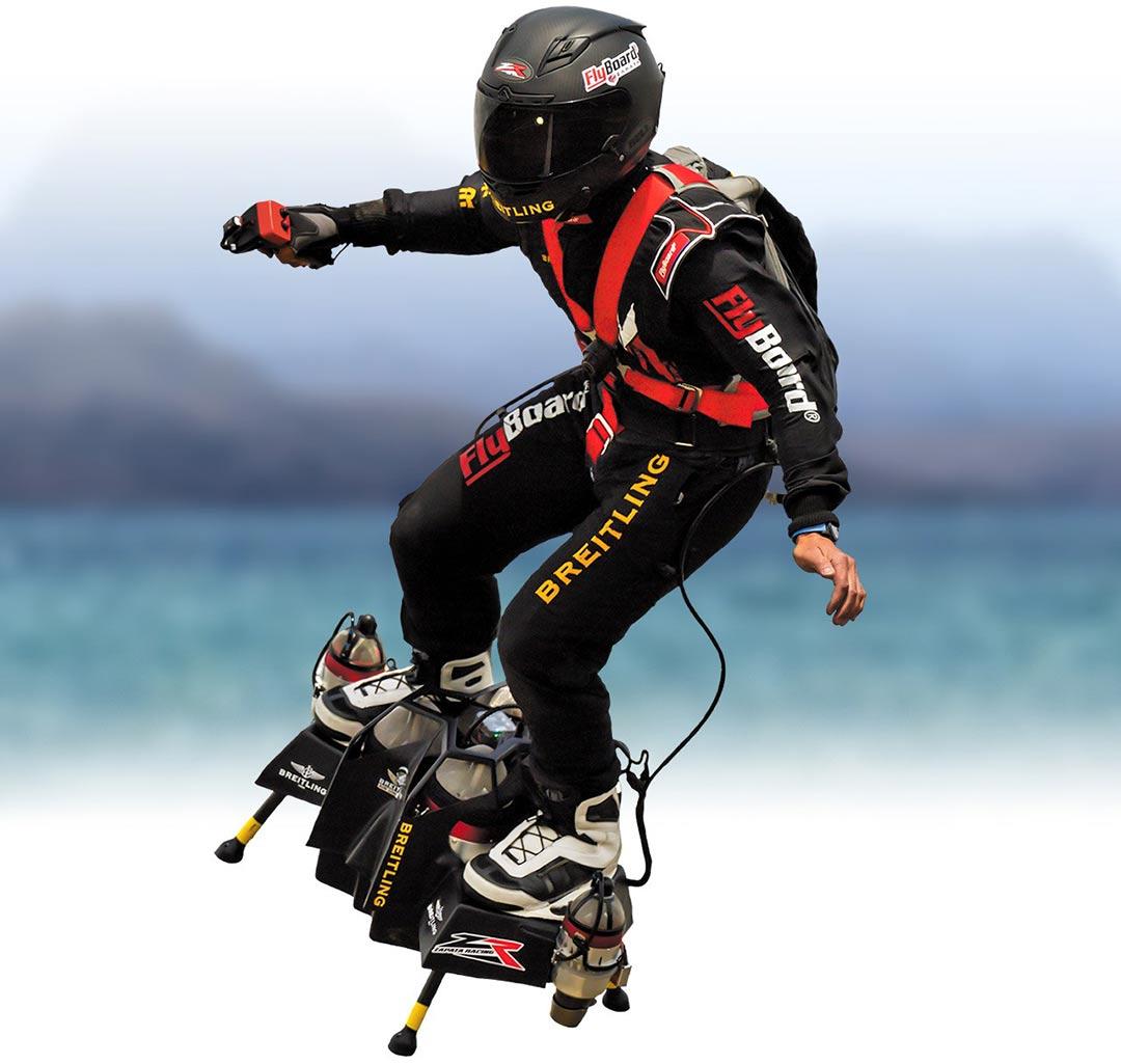 Image result for flying hoverboard