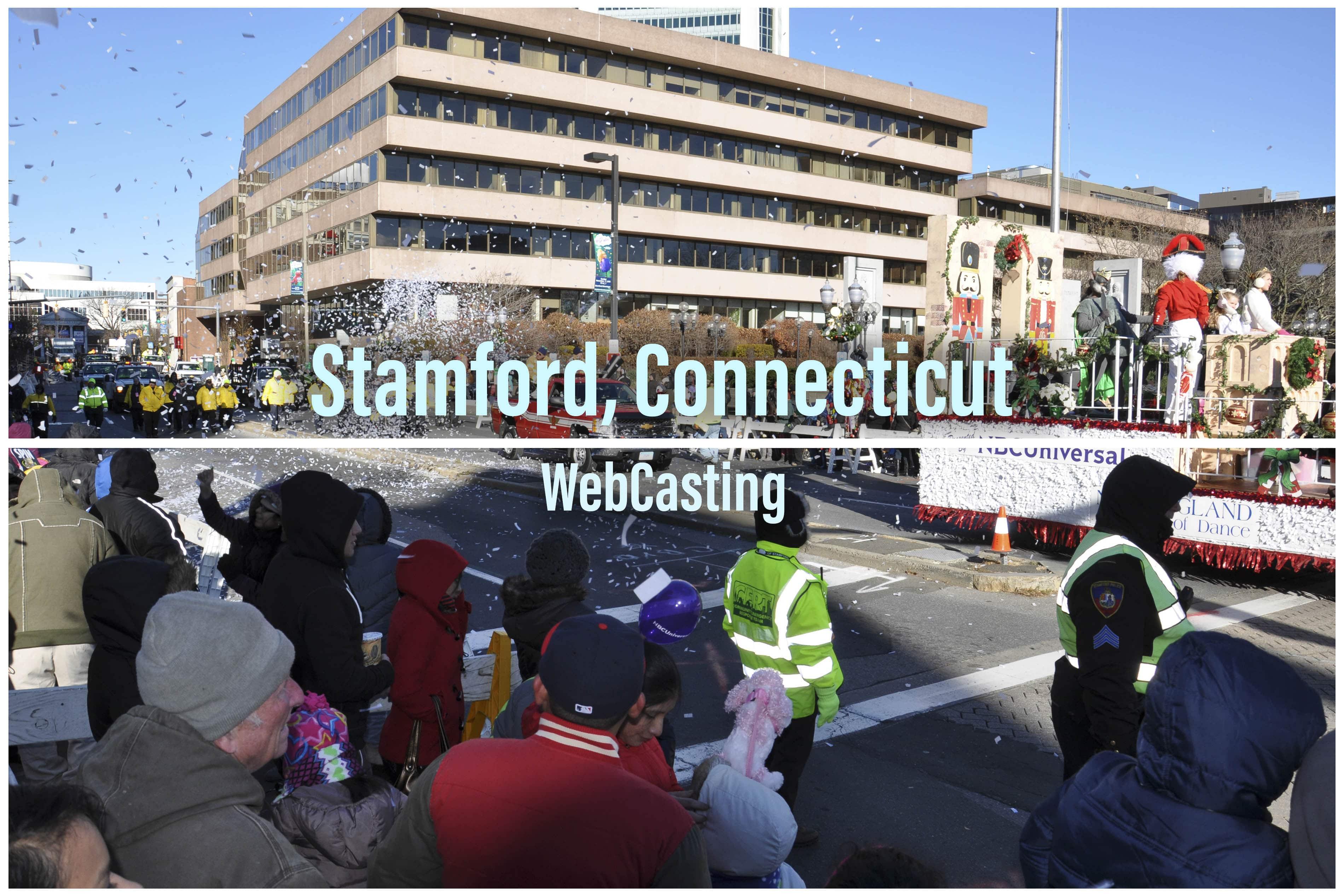 Stamford CT WebCasting