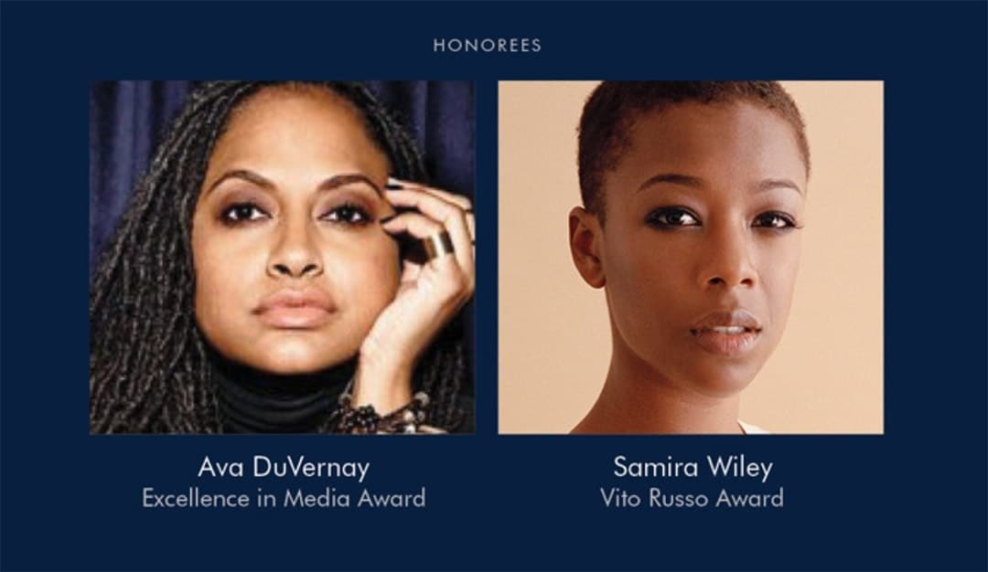 Women Honored at Glaad Awards 2018 = Ava DuVernay and Samira Wiley