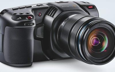 Blackmagic Pocket Cinema Camera 4K vs. Sony a7 III