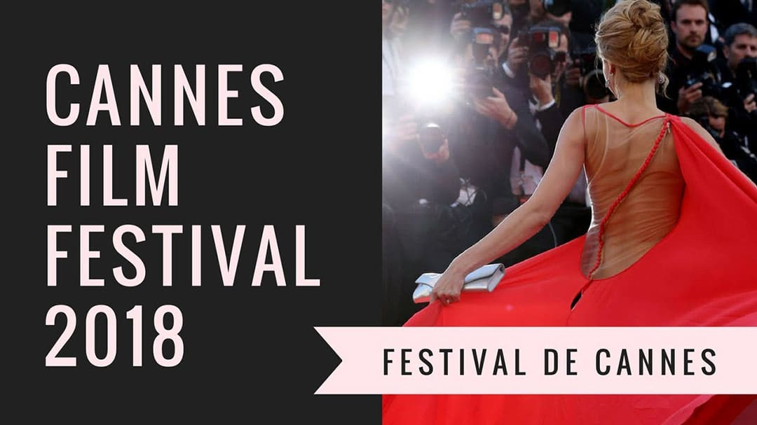 Poster for Cannes Film Festival 2018