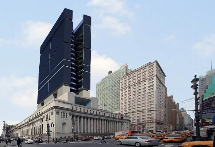Virtual Museum Exterior NYC