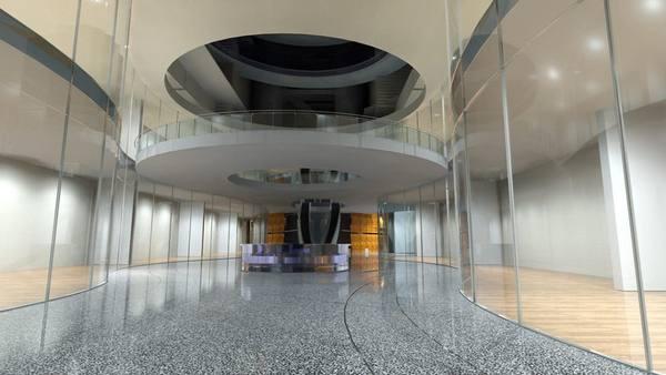 Virtual Museum lobby2