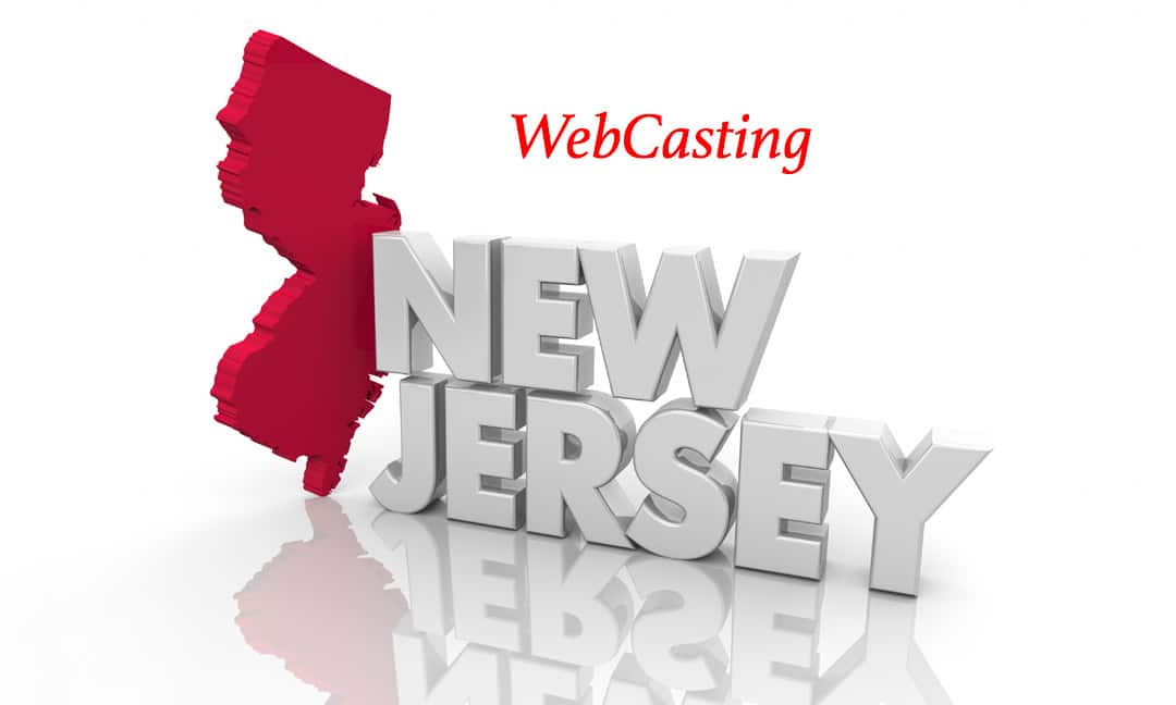 WebCasting New Jersey