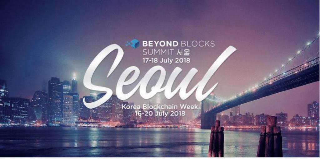American Movie Company WebCasts Seoul, Korea Blockchain Week