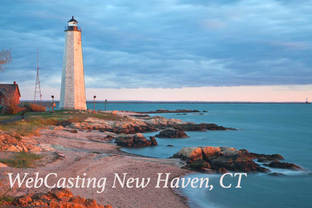 WebCasting New Haven, CT image