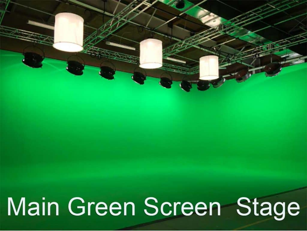 Ultra Green Screen sound Stage 15 light dimmer