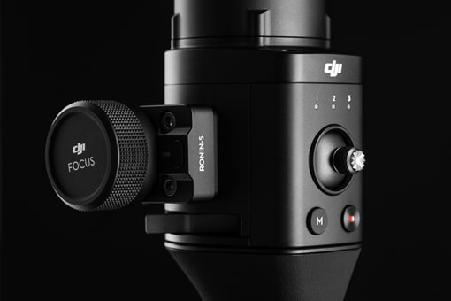 The Ronin S Gimbal – Single Handed Stabilizer