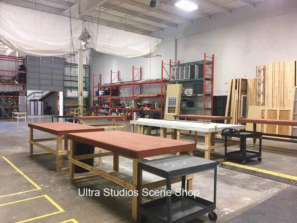 Huge Ultra Studios Scene Shop