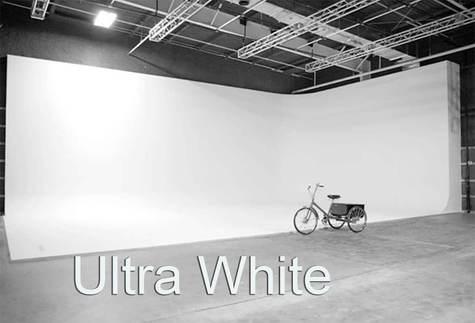 Ultra White Cyc Studio