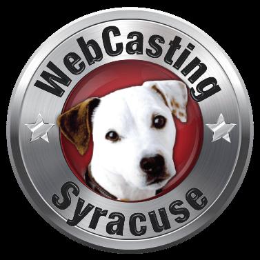 Syracuse WebCasting logo