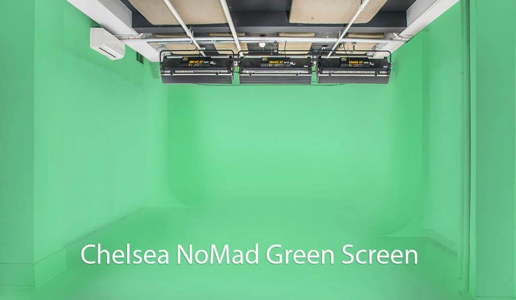 Chelsea Nomad Green Screen Cyc NYC