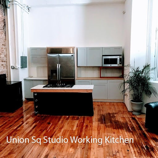 Union Square Working Kitchen Studio