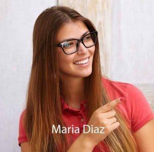 Headshot Maria Diaz