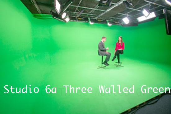 Studio 6a Three Walled Green