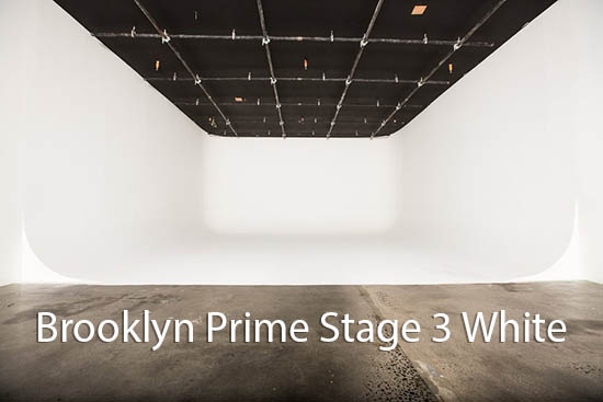 Brooklyn Prime Stage 3 - White Cyc
