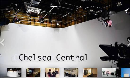 Chelsea Central White cyc studio