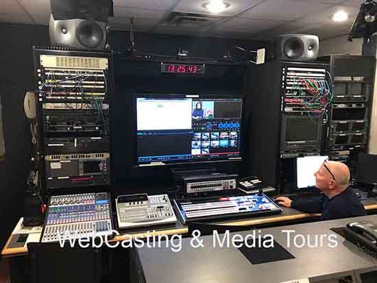 WebCasting & Media Tour